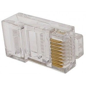 RJ45 netværksstik