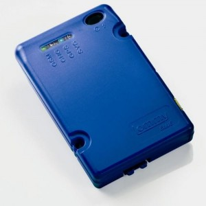 Lommy Blue GPS tracker