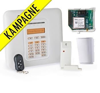 Powermaster-10 Kit incl. GSM